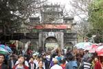 Du khách trẩy hội chùa Hương được sử dụng sóng wifi miễn phí