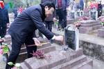 Chủ tịch nước đến Cao Bằng, tưởng niệm các liệt sỹ hy sinh vệ quốc năm 1979