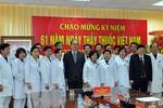 Chủ tịch Mặt trận Tổ quốc tri ân các thế hệ Thầy thuốc Việt Nam