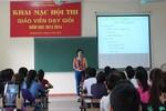 Không được ép buộc giáo viên tham gia thi dạy giỏi