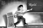 Giáo dục đang bị lép vế, bị khinh thường!
