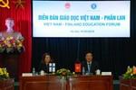Tăng cường hợp tác giáo dục giữa Việt Nam - Phần Lan