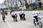 Hà Nội: Buộc thôi học một tuần nếu học sinh-sinh viên vi phạm giao thông lần 2