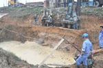 Nước sông Đà, chất lượng đường ống là sống còn với cả dân và Viwasupco