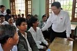 Phó Thủ tướng Vương Đình Huệ: Cào nghêu, nấu cám lợn, nhặt cá từ khi 6 tuổi