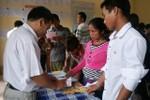 Đồng bào dân tộc Ma Coong háo hức đi bầu cử