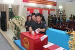 Phó Chủ tịch Quốc hội Đỗ Bá Tỵ kiểm tra công tác tổ chức bầu cử