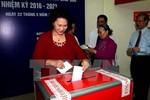 Chủ tịch Quốc hội Nguyễn Thị Kim Ngân chọn ai đại diện cho mình?