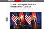 Truyền thông châu Mỹ đưa tin về chuyến thăm Việt Nam của ông Obama