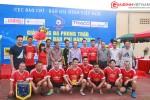 Khai mạc giải bóng đá các cơ quan báo chí toàn quốc khu vực Hà Nội