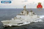 Sức mạnh siêu chiến hạm Ấn Độ đến cảng Cam Ranh