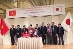 Hiệp hội ký ghi nhớ hợp tác đào tạo nghề với đối tác Nhật Bản
