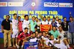 Chung kết Giải bóng đá phong trào các cơ quan báo chí toàn quốc lần thứ I