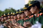 Các trường khối quân đội được nhận hồ sơ xét tuyển trực tuyến nếu đủ điều kiện