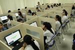 Hơn 10.000 thí sinh tham dự kỳ thi Đánh giá năng lực đợt 2