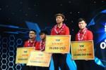 Chàng trai Quốc học Huế giành ngôi vị quán quân Đường lên đỉnh Olympia 2016