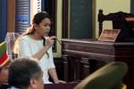 """Bà Bích đề nghị """"đối chất bằng luật, không giải quyết băn khoăn của Luật sư"""""""