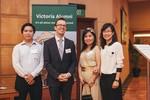 Đại sứ New Zealand trao giải thưởng cho cựu du học sinh Việt Nam