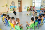 Sửa đổi, bổ sung một số nội dung về giáo dục mầm non