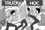 Hà Nội yêu cầu ngăn chặn tình trạng bạo lực học đường
