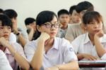 Hạnh kiểm Trung bình trở lên mới đủ điều kiện dự thi quốc gia 2017