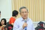 Giáo sư Nguyễn Minh Thuyết giải đáp những thắc mắc về chương trình tổng thể