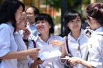 Thí sinh sẽ trượt tốt nghiệp nếu bỏ môn thi trong bài thi tổ hợp