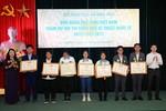 Việt Nam chỉ xếp sau Mỹ, Ấn Độ về dự án đoạt giải khoa học kỹ thuật quốc tế