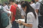 Một thí sinh nhờ thi hộ trong kỳ tuyển sinh vào lớp 10 ở Hà Nội