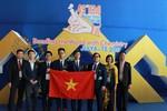 Cả 4/4 thí sinh Việt Nam đều đoạt Huy chương Olympic Hoá học quốc tế