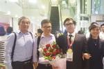 Một gia đình có 2 con trai cùng đạt Huy chương Hóa học quốc tế