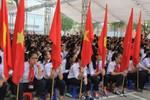 Các trường ở Hà Nội chỉ có 1 giờ để tổ chức lễ khai giảng năm học mới