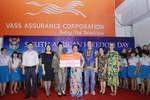 VASS cùng Lãnh sự quán Nam Phi trao học bổng cho học sinh khuyết tật