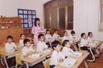 Học sinh phổ thông ngồi nhầm lớp - Ai là người chịu trách nhiệm?