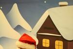 Toàn cảnh tiệc Giáng sinh lạ và lãng mạn tại khách sạn VIP