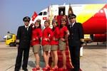 Phục vụ Tết, VietJetAir đón thêm tàu bay Airbus mới