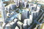 """Đổ 30 tỷ USD xây """"Phố Wall HN"""", đích ngắm của đại gia Dubai là ai?"""