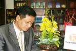 Ngày đầu năm mới đậm nghĩa ân sư của TGĐ Thái Hà Books