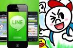 LINE Messenger vượt mức 1 triệu người sử dụng tại Việt Nam