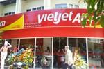 Khai trương phòng vé mới VietJet Air tặng vé bay giá 100.000 đồng