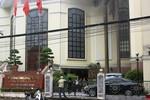 Cháy tại Bảo tàng Công an Nhân dân