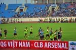 Gần 20.000 CĐV Việt Nam háo hức xem buổi tập của Arsenal tại Mỹ Đình