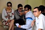 Người dân Hà Nội ùn ùn đi khám, chữa bệnh đau mắt đỏ
