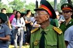 Những hình ảnh xúc động trong ngày thứ hai viếng Đại tướng