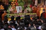 Hàng nghìn người dự Lễ dâng hương 49 ngày Đại tướng qua đời