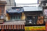 Hà Nội: Nhếch nhác những ngôi nhà cổ xuống cấp trên phố