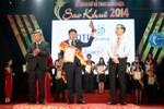 Phần mềm tiếng anh i-Learn Smart Start đạt giải Sao Khuê 2014