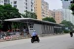 Người Hà Nội sắp được sử dụng nhà chờ xe buýt chuẩn quốc tế
