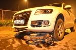 Hà Nội: Lái xe tiền tỷ gây tai nạn liên hoàn