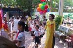 Thầy trò Trường Tiểu học Thịnh Quang tưng bừng khai giảng năm học mới!
